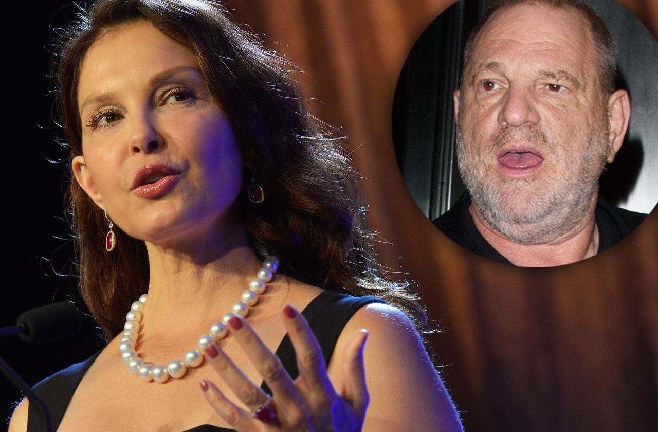 //Ashley Judd Forgives Harvey Weinstein Harassment pp
