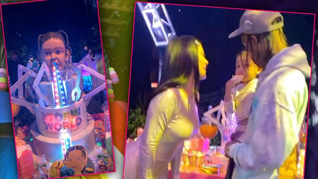 Kylie Jenner Throws Stormi Lavish 2nd Birthday Party