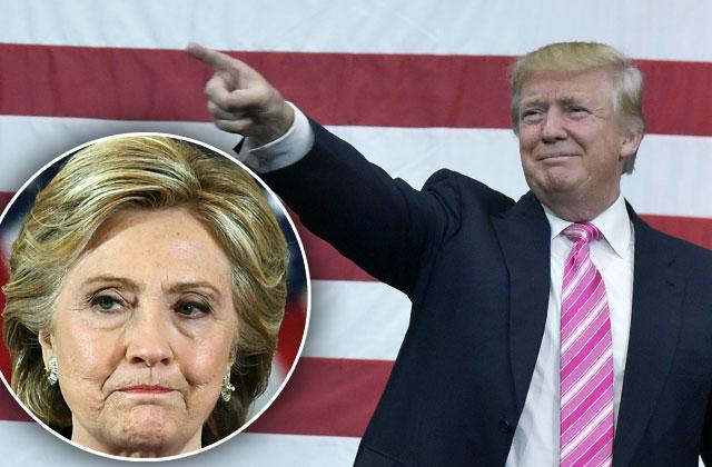Donald Trump 60 Minutes Hillary Clinton Loss Concession Call Secrets
