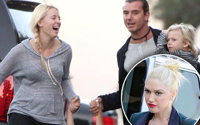 Gavin Rossdale Nanny Cheating Scandal Gwen Stefani Kids