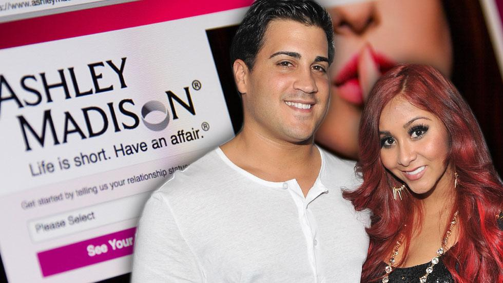 Snooki Husband Ashley Madison Account
