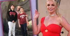 Britney Spears Sends Loving Message To Sons