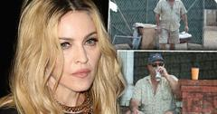 //Madonna Brother Alcoholic Drinking Martin Ciccone pp