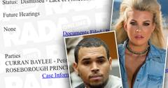 //chris brown assault accuser baylee curran previous violence claims restraining order pp