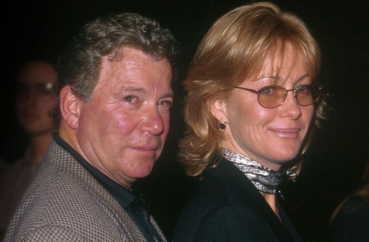 William Shatner Star Trek Wife Nerine Kidd Drowning Death New Book