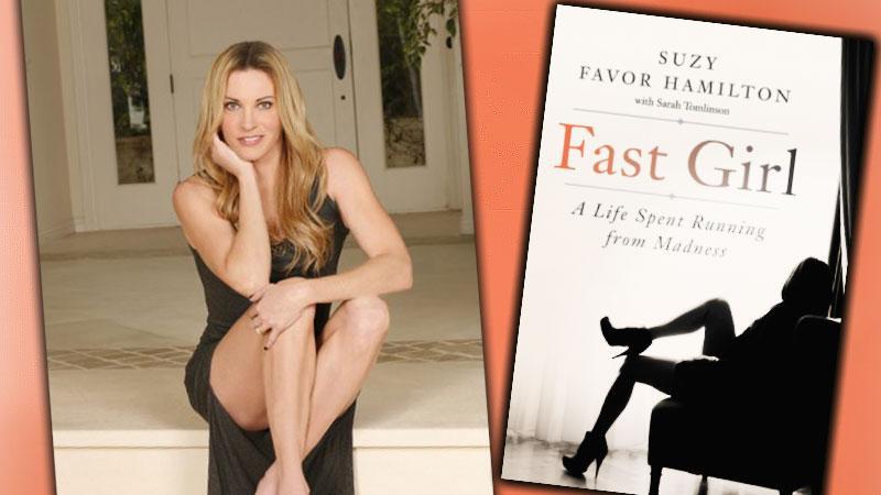 Suzy Favor Hamilton Book