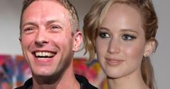 //chris martin and jennifer lawrence