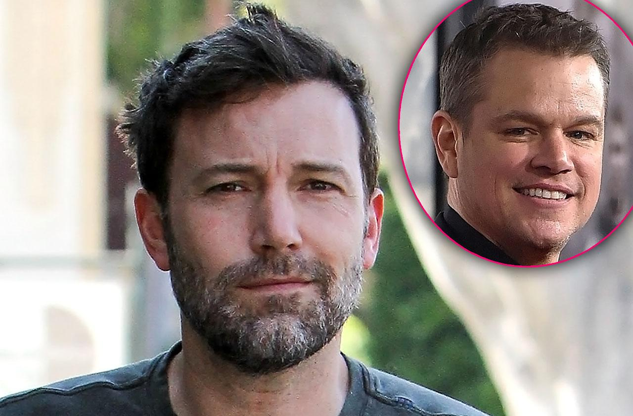 Ben Affleck Turning To Cross-Dressing To Save Fledgling Movie Career
