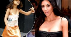 Kim kardashian defends north west outfit corset