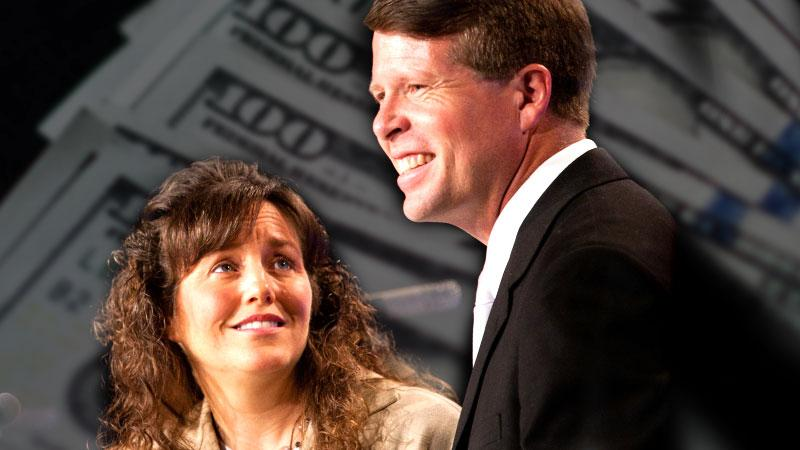 Duggar Paid After Reality Show Cancelation