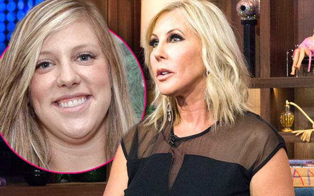 Vicki Gunvalson's Daughter Briana Culberson Hospitalized for Surgery