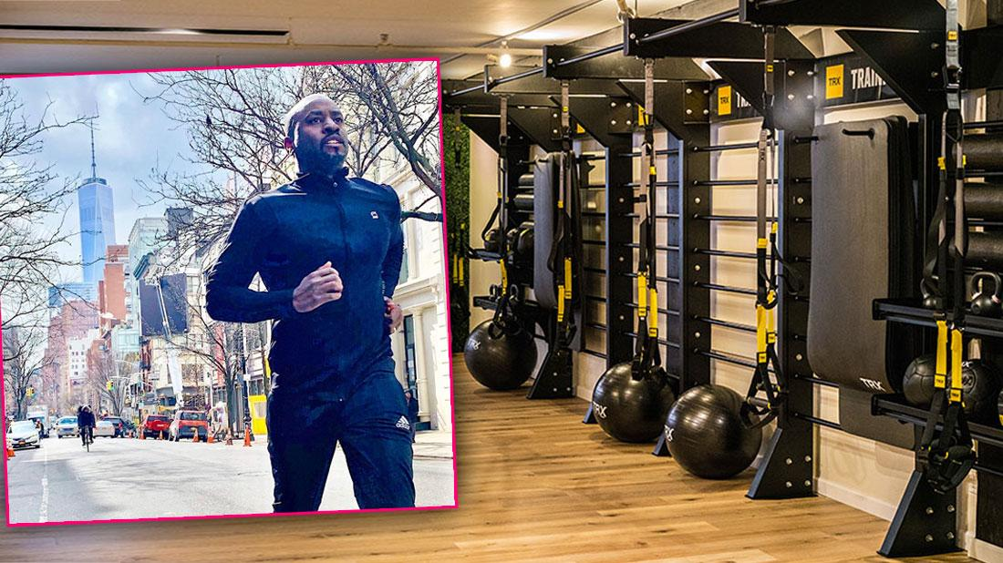 Celebrity Trainer Robert Brace Moves Into Okada & Co Studio