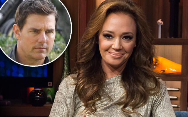 Watch What Happens Live Leah Remini Troublemaker Tom Cruise Slam