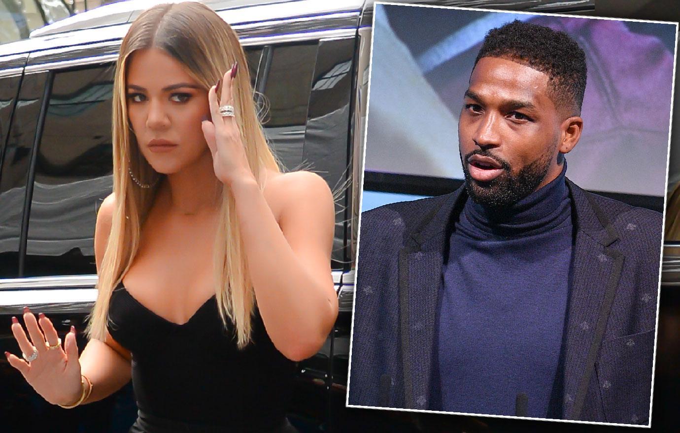 Khloe Kardashian Postpones Move To Cleveland Trust Issues Tristan Thompson