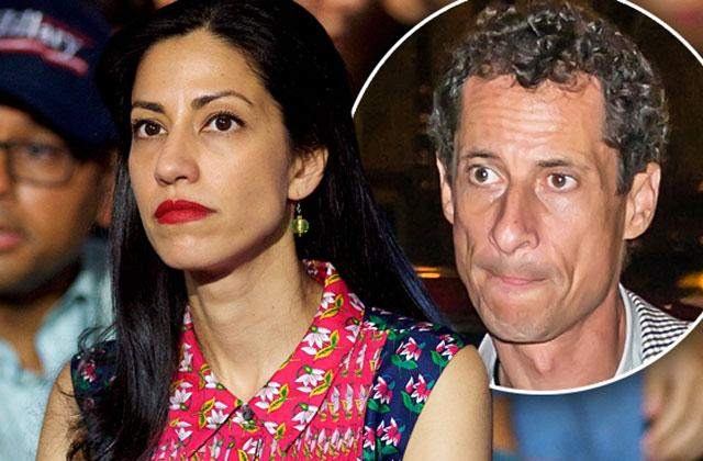 //huma abedin anthony weiner sexting scandal clinton aide ditches politician pp