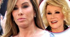 Melissa Scatters Joan Rivers Ashes On Death Anniversary