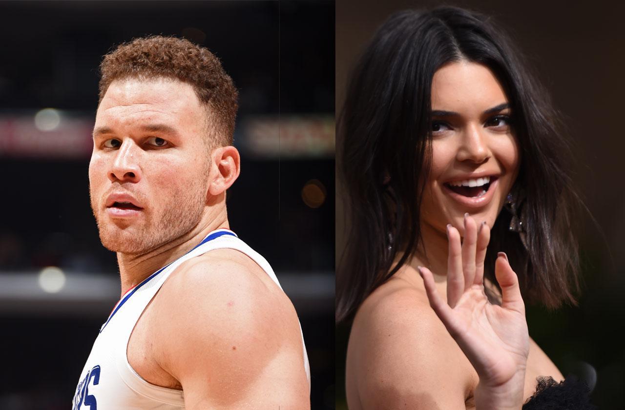 //Blake Griffin NBA Detroit Kendall Jenner pp