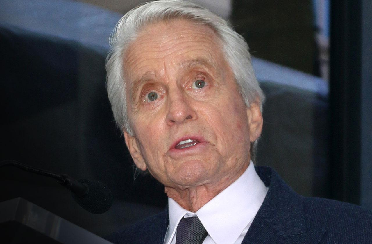 Michael Douglas Not Really Sober After Rehab