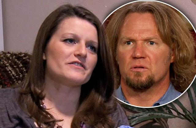 //robyn brown leaves kody marital issues sister wives pp