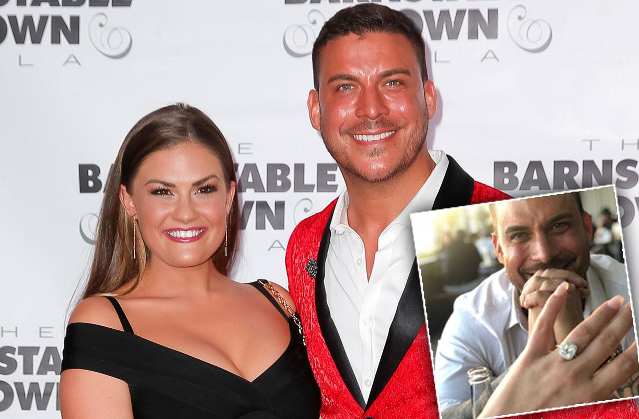 Jax Taylor Brittany Cartwright Engaged Cheating