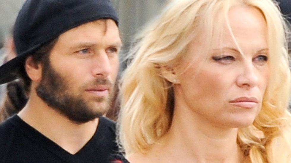 Rick Salomon Allegedly Calls Pamela Anderson A Serial Baby Killer