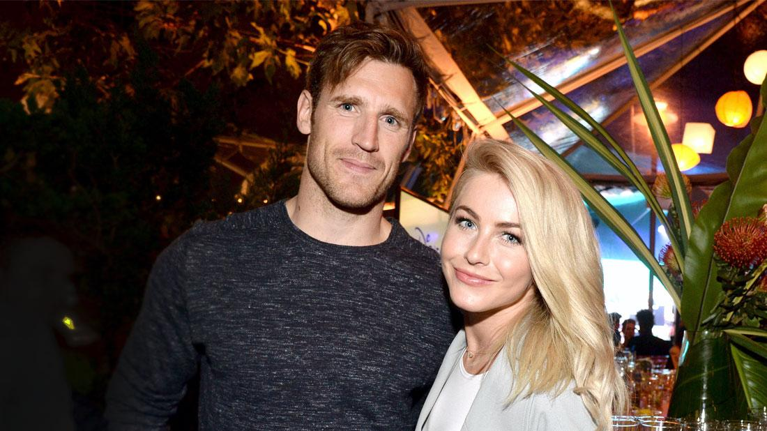 Brooks Laich Exploring Sexuality Amid Issues With Julianne Hough