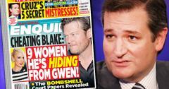 Ted Cruz Mistresses Revealed National Enquirer Report