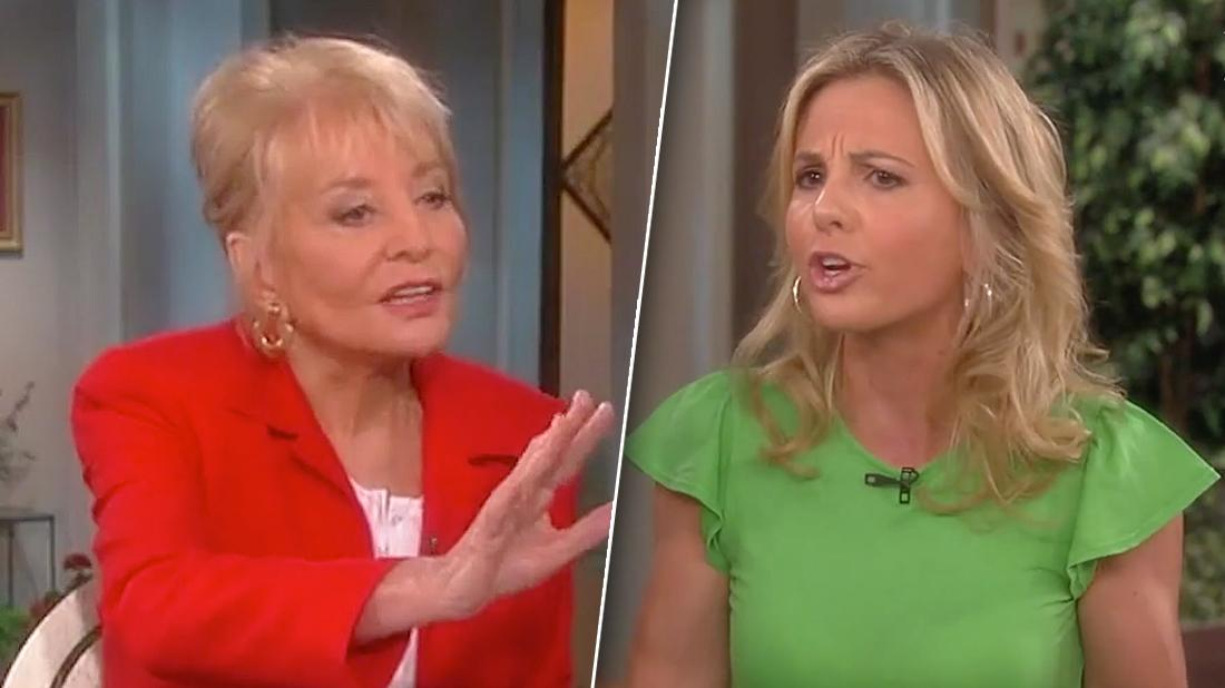 Elisabeth Hasselbeck Quit 'View' After Blowout Fight With Barbara