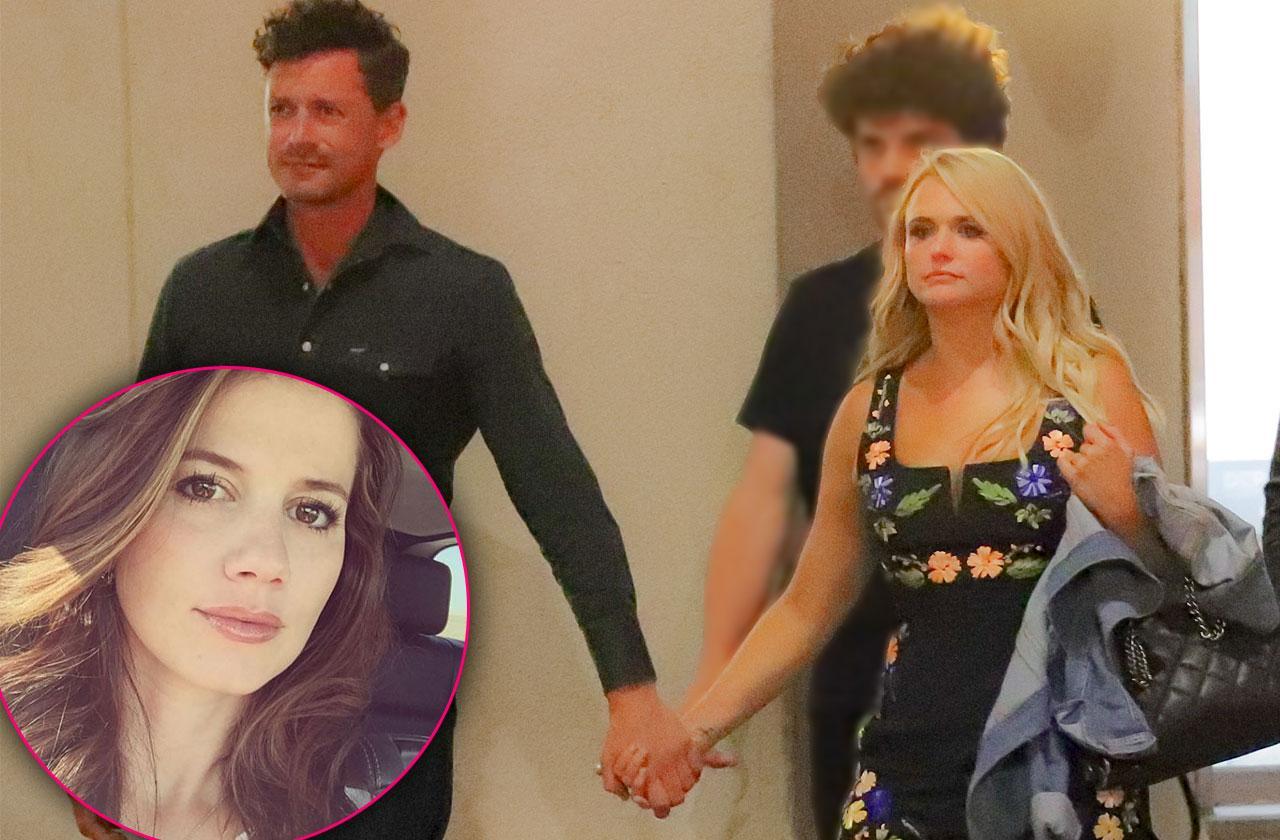 Miranda Lambert Accused Calling Boyfriend Wife Nonstop