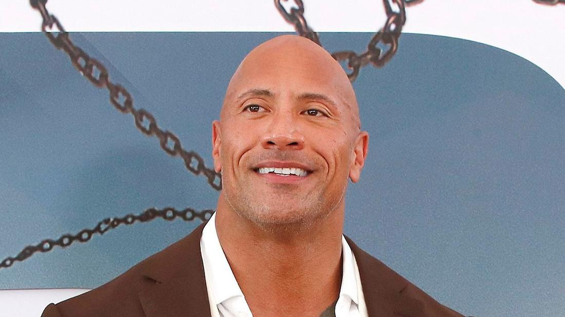"What Dwayne ""The Rock"" Johnson Keeps in His Gym Bag"