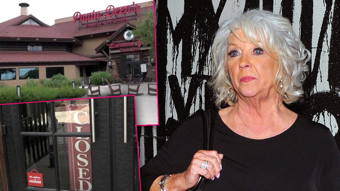 PAULA DEEN RESTAURANT SHUTDOWN SHOCK! WORKERS AXED WITHOUT NOTICE – OR BACK PAY