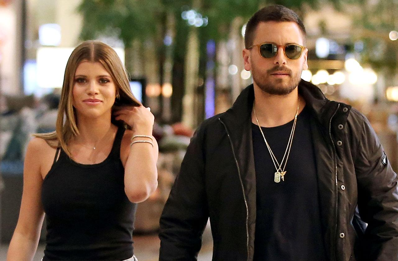Sofia Richie Plans On Getting Pregnant To Trap Scott Disick For Life