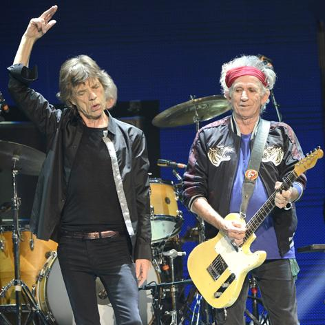 //mick jagger kieth richards square getty
