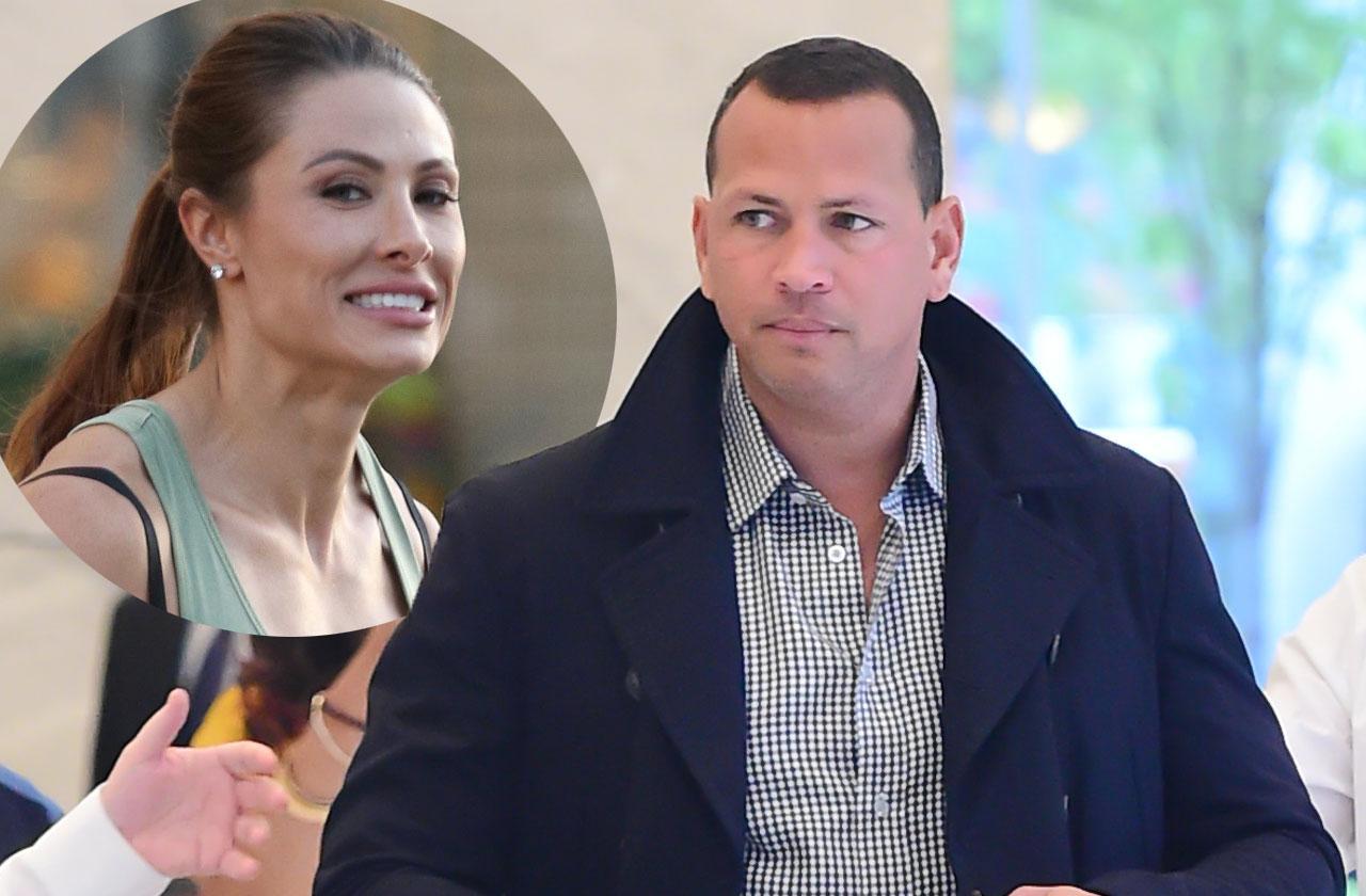 Proof Alex Rodriguez Cheated Jennifer Lopez Mistress Lauren Hunter