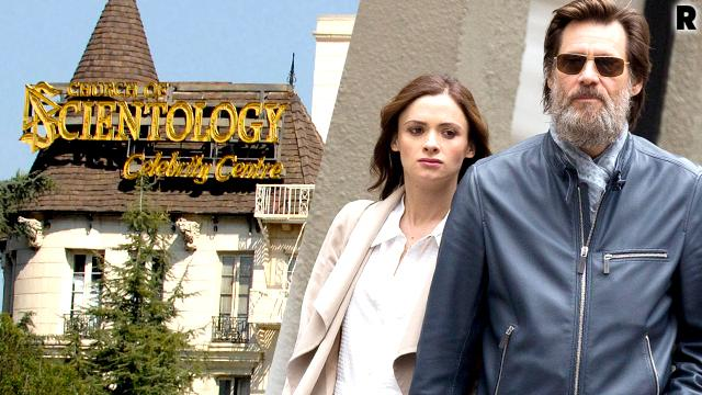 Jim Carrey Cathriona White Church Scientology Suicide