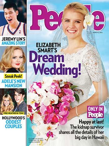 //elizabeth smart wedding people magazine