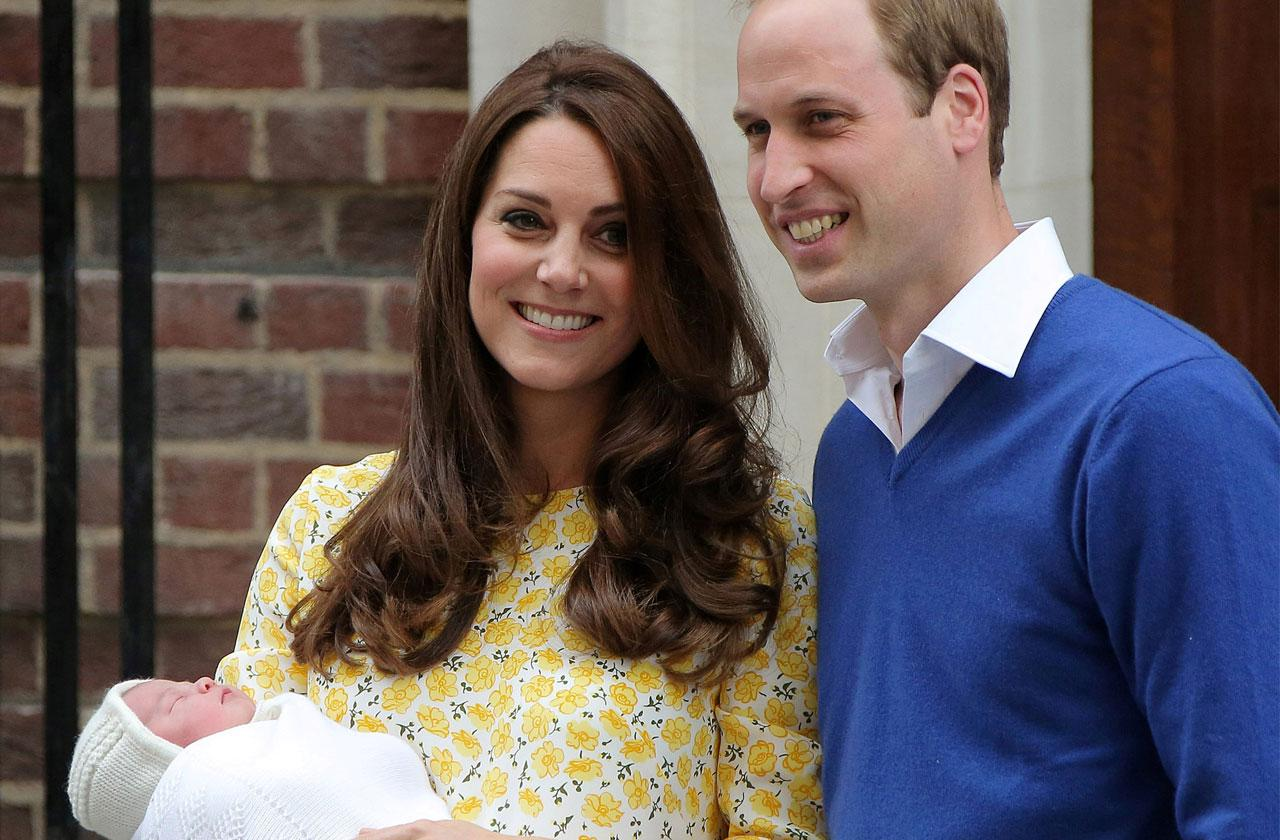 Kate Middleton Birth Baby Boy