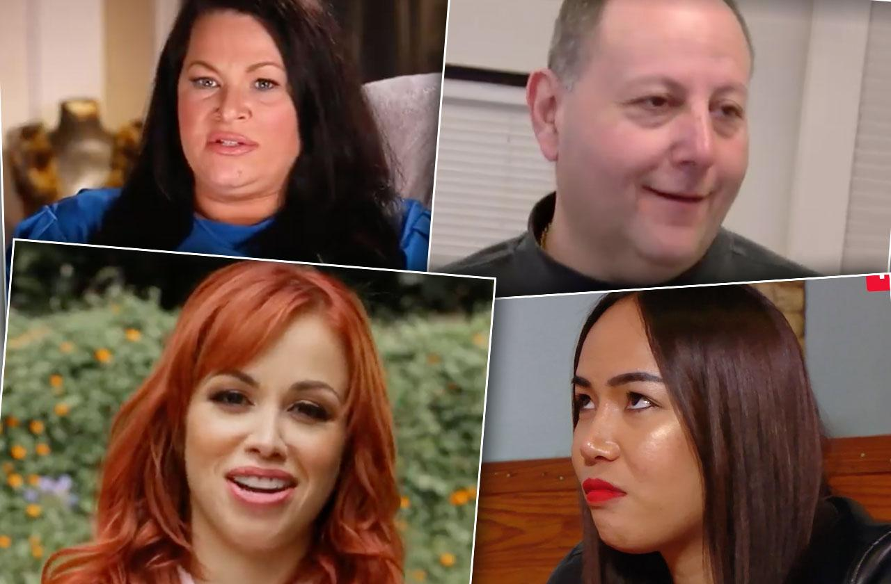 90 day fiance new season spoilers escort scandal gun shooting divorce