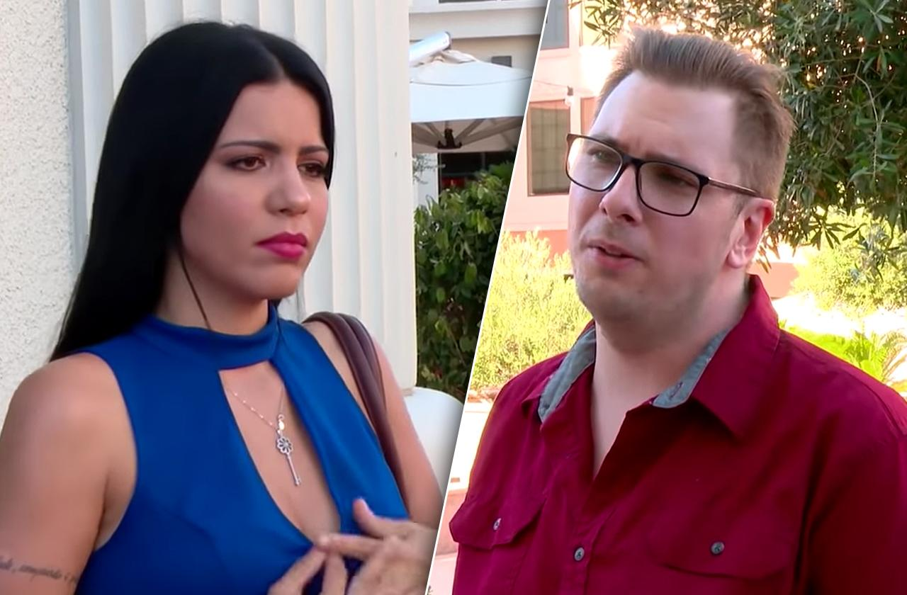 90 day fiance colt Johnson larissa dos santos lima green card denied deportation