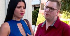 90 day fiance colt Johnson larissa dos santos lima green card denied deportation