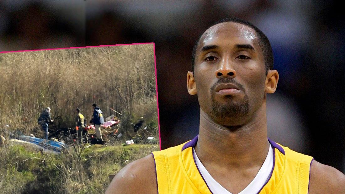 6 Bodies Remain At Crash Scene That Killed Kobe Bryant, Daughter, 7 Others