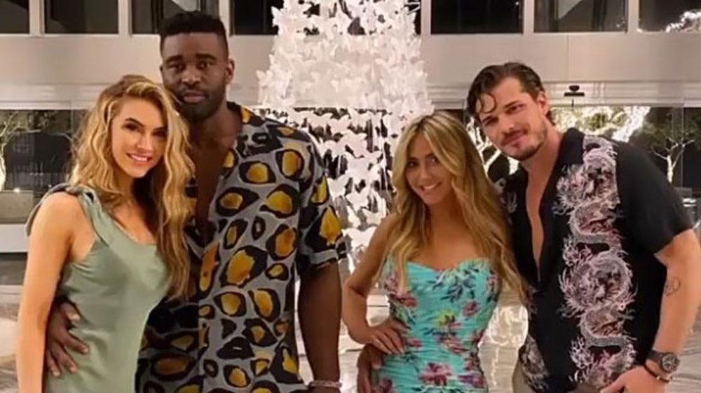 RadarOnline: Chrishell Stause Vacations With Gleb Savchenko and His GF Cassie Scerbo Following Romance Rumors