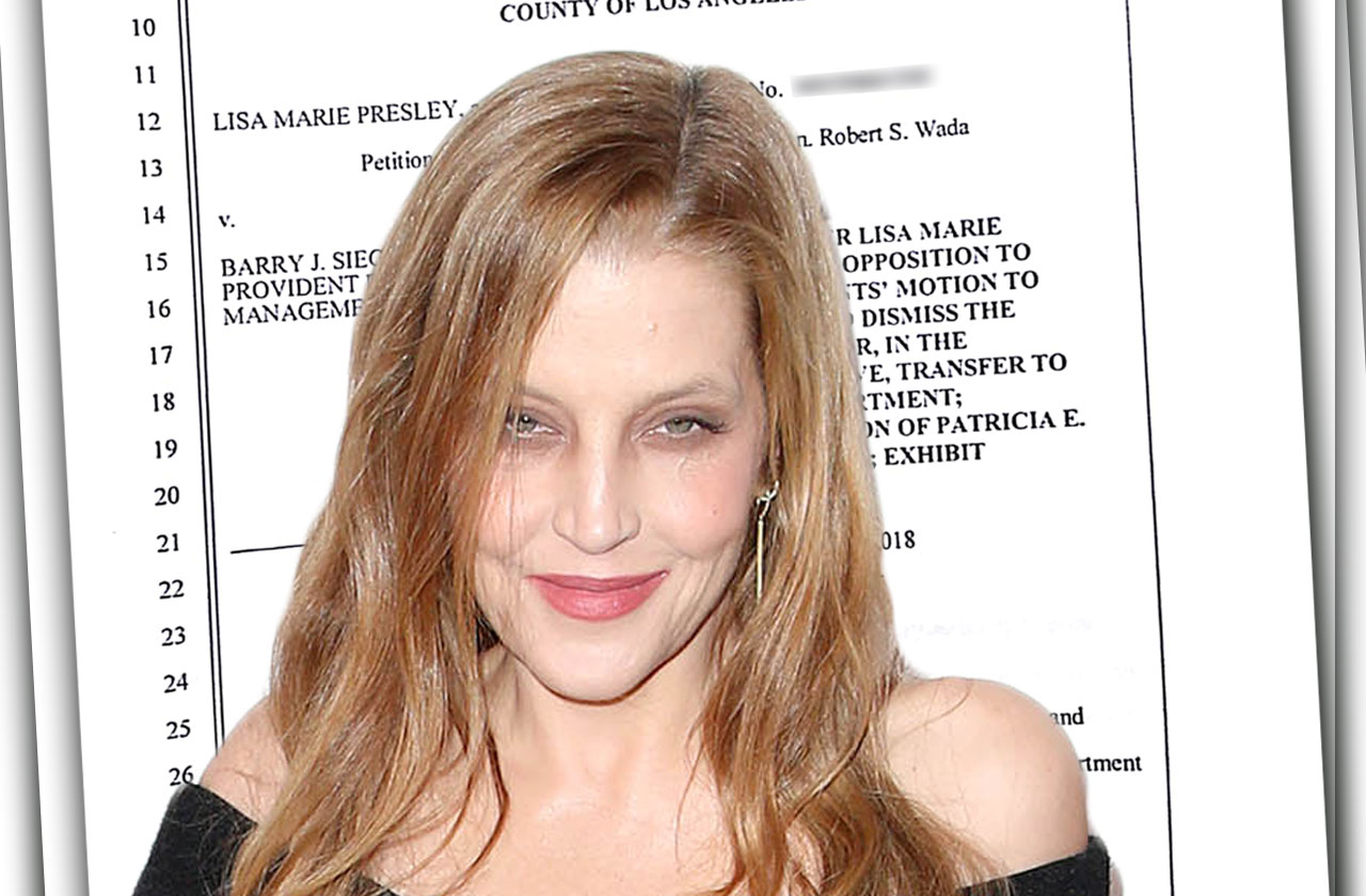 Lisa Marie Presley Lawsuit Ex Manager Lost Fortune Millions