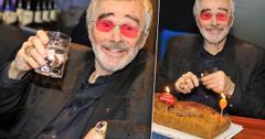 Burt Reynolds 82 Birthday Photos