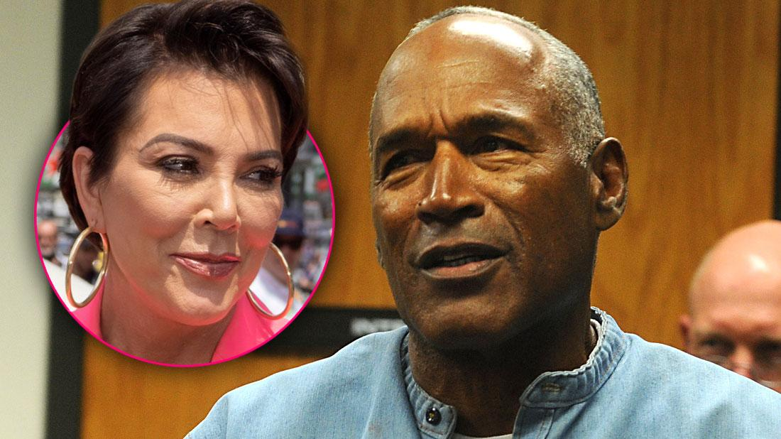 O.J. Simpson's Ex-Manager Says Star Forgot Kris Jenner Affair