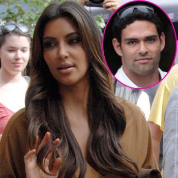 //kim kardashian not dating mark sanchez splash