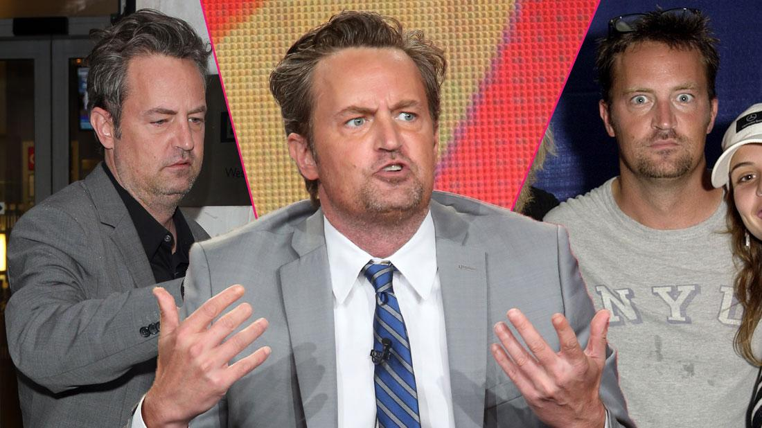 (L-R)Matthew Perry seen at BBC Radio 2 on January 22, 2016 in London, England. Matthew Perry speaks onstage during 'The Odd Couple' panel as part of the CBS/Showtime 2015 Winter Television Critics Association press tour at the Langham Huntington Hotel. Bruce Vilanch, Matthew Perry and Josie Maran during 2002 Mercedes-Benz Cup