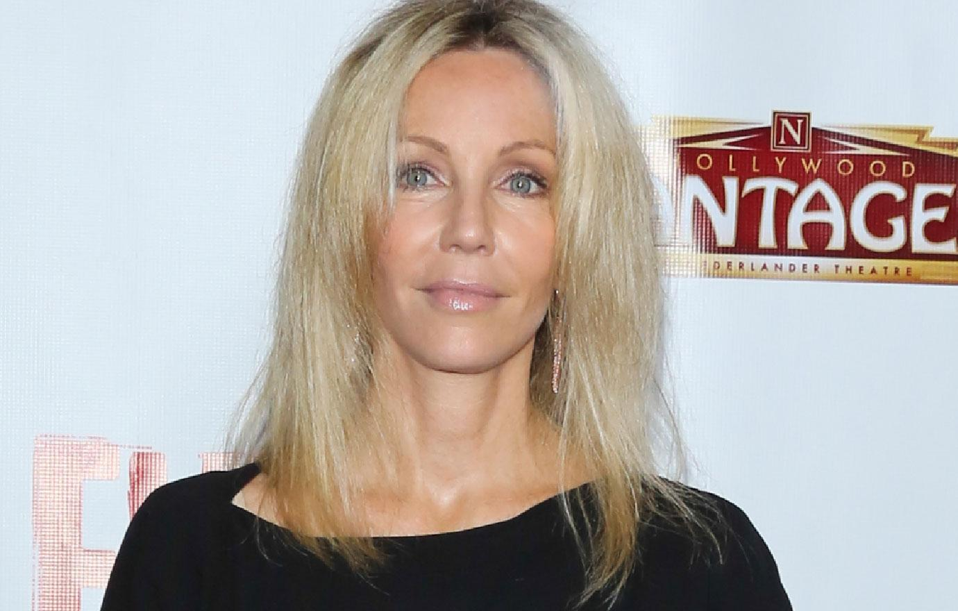 heather locklear returns instagram arrest rehab