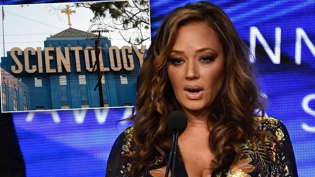 Leah Remini Ending Scientology Docuseries Amid Complications