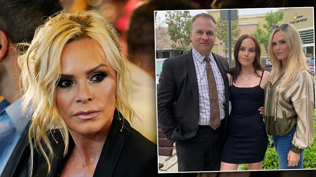 Tamra Judge's Ex-Husband Diagnosed With Stage 3 Throat Cancer